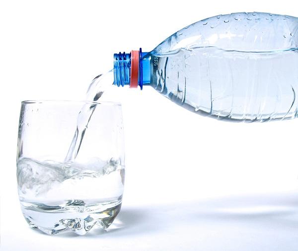 Agua con sabor y calidad
