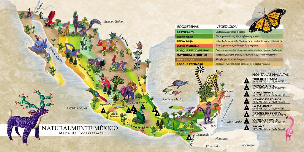 México ocupa el lugar número 67 de 180 en estudio sobre concientización ambiental