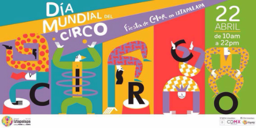 Iztapalapa celebrará el Día Mundial del Circo