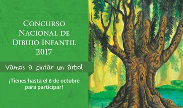 Pinta un árbol, piensa un mejor futuro