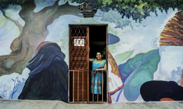 Comunidad de Chiapas preserva su memoria histórica con mural comunitario