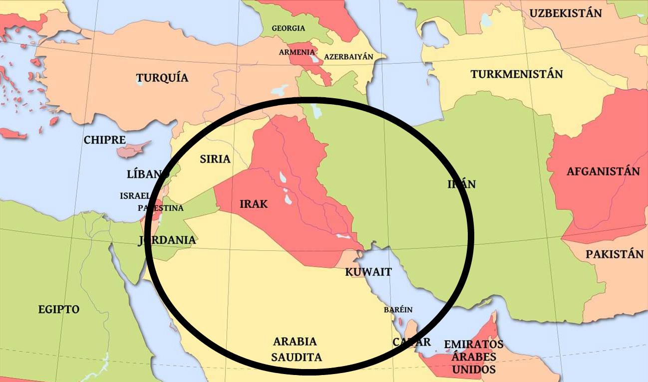 La tierra continúa liberando energía: Irak, Irán y Costa Rica padecen fuertes sismos