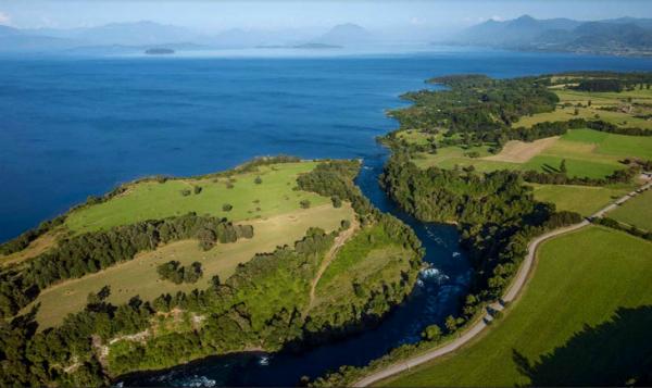 México y Chile analizan cuencas hidrográficas