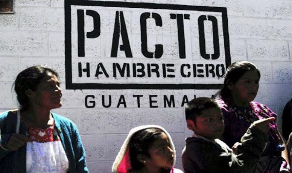 Hambre Cero para América Latina y el Caribe