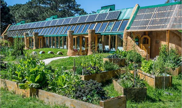 Conoce la primera escuela sustentable de Argentina