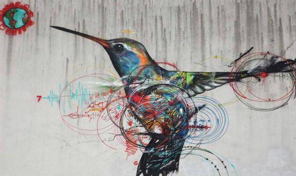 Ojos al cielo por el vuelo de aves migratorias