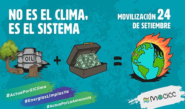 El problema no es el clima: es el sistema