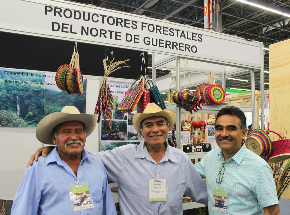 Comunidades sustentables en Guerrero