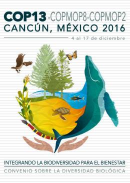 Trabajan instituciones mexicanas para abordar la reunión mundial sobre biodiversidad