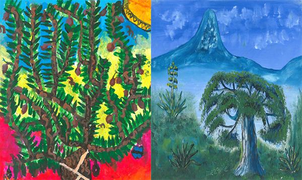 Talento artístico infantil a favor del medio ambiente