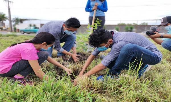 México conmemora el día del árbol con reforestaciones